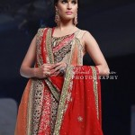 Asifa & Nabeel Bridal Wear Collection at BCW 2013 011