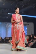 Asifa & Nabeel Bridal Wear Collection at BCW 2013 012