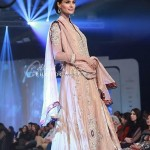 Asifa & Nabeel Bridal Wear Collection at BCW 2013 015