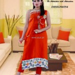 Attraction by Kamal Lawn Collection 2013 for Women 004