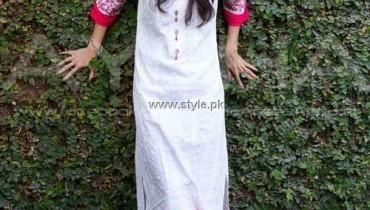 Aysha Anees Spring Summer Collection 2013