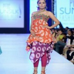 ChenOne Pareesa Lawn 2013 at PFDC Sunsilk Fashion Week 009