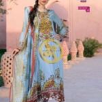 Dawood Zamzam lawn 2013 Volume 2 for Women 006