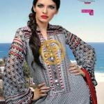 Dawood Zamzam lawn 2013 Volume 2 for Women 012