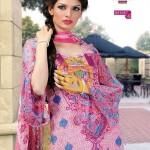Dawood Zamzam lawn 2013 Volume 2 for Women 015
