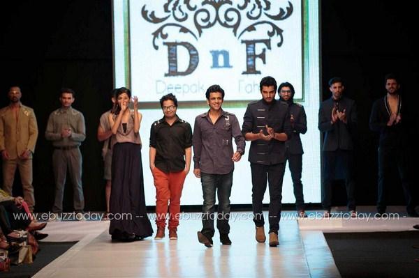 Deepak And Fahad Collection 2013 at Fashion Pakistan Week 5 0012