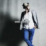 Deepak and Fahad Menswear Collection 2013 001