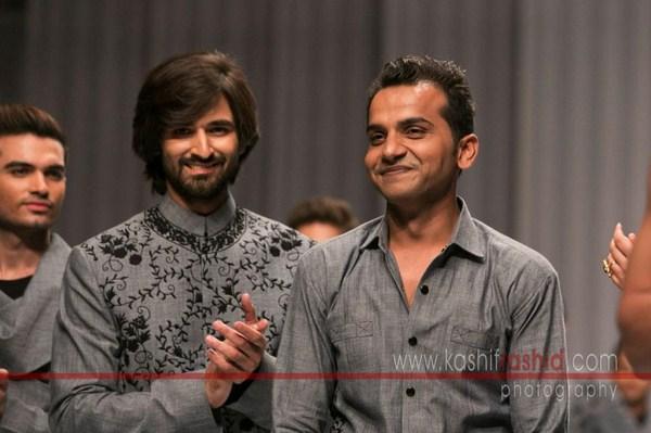 Emraan Rajput Collection 2013 At Fashion Pakistan Week 5 005