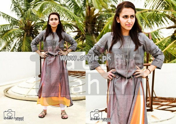 Fatima Tahir Summer Collection 2013 For Girls 008