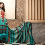 Firdous New Lawn 2013 Dresses for Girls and Women 005