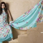 Firdous New Lawn 2013 Dresses for Girls and Women 014
