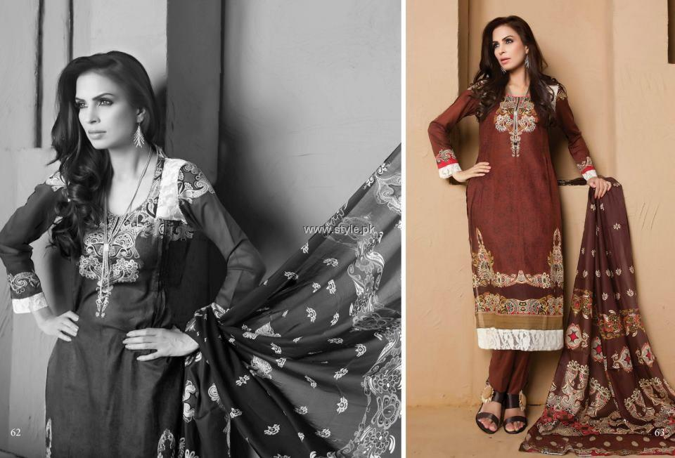 Firdous New Lawn 2013 Dresses for Girls and Women
