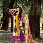 Firdous Summer 2013 Embroidered Swiss Voile Collection 001