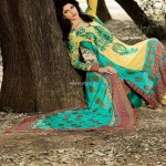Firdous Summer 2013 Embroidered Swiss Voile Collection 002