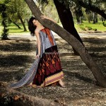 Firdous Summer 2013 Embroidered Swiss Voile Collection 007