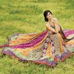 Firdous Summer 2013 Embroidered Swiss Voile Collection 008