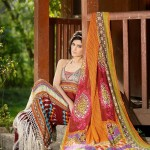 Firdous Summer 2013 Embroidered Swiss Voile Collection 013