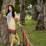 Firdous Summer 2013 Embroidered Swiss Voile Collection 015