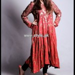 Folkloric Latest Summer Collection For Women 2013 002