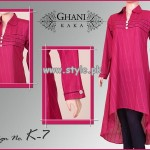 Ghani Textile Latest Lawn Collection For Women 2013 003