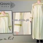 Ghani Textile Lawn Kurti Collection 2013 For Summer 005