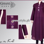 Ghani Textile Lawn Kurti Collection 2013 For Summer 007