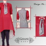 Ghani Textile Lawn Kurti Collection 2013 For Summer 008