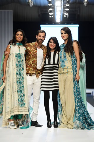 Gul Ahmed Collection 2013 at Fashion Pakistan Week 5 001