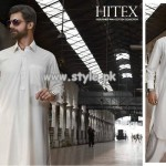 Gul Ahmed Kurta Shalwar For Men 2013 002