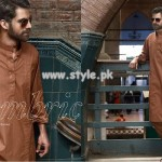 Gul Ahmed Kurta Shalwar For Men 2013 003