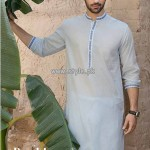 Gul Ahmed Kurta Shalwar For Men 2013 004