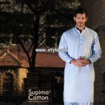 Gul Ahmed Menswear Collection 2013 For Summer 007