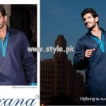 Gul Ahmed Menswear Collection 2013 For Summer 008