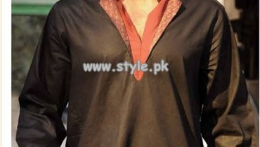Gul Ahmed Menswear Collection 2013 For Summer 010