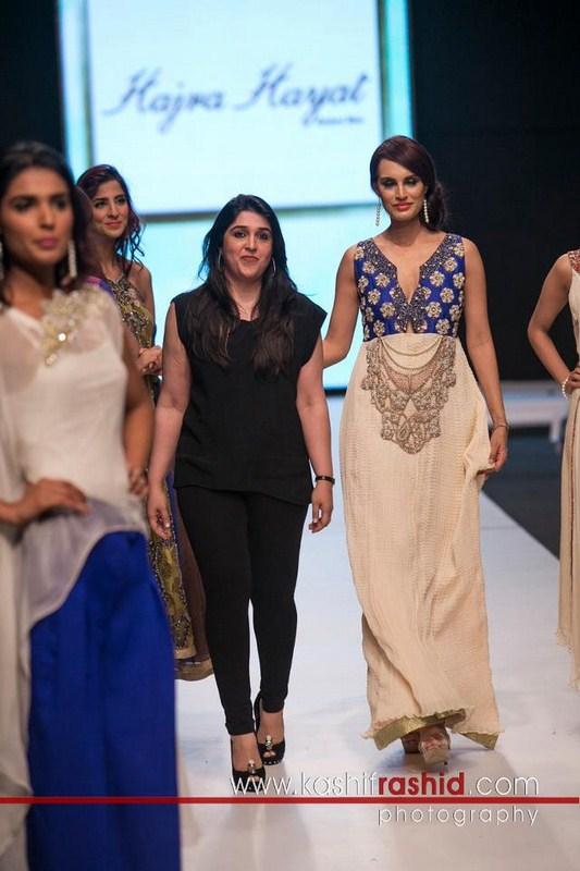 Hajra Hayat Collection 2013 At Fashion Pakistan Week 5 003