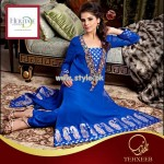 Heritage Couture Party Wear Collection For Women 2013 001