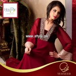 Heritage Couture Party Wear Collection For Women 2013 002