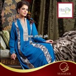 Heritage Couture Party Wear Collection For Women 2013 003