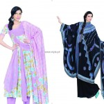 Jubilee Lawn Collection 2013 for Women and Girls 002