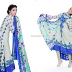 Jubilee Lawn Collection 2013 for Women and Girls 004