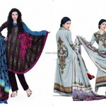 Jubilee Lawn Collection 2013 for Women and Girls 005