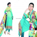 Jubilee Lawn Collection 2013 for Women and Girls 007