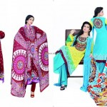 Jubilee Lawn Collection 2013 for Women and Girls 011