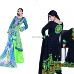 Jubilee Lawn Collection 2013 for Women and Girls 013