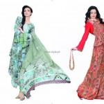 Jubilee Lawn Collection 2013 for Women and Girls 015
