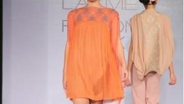 Kapil & Monika's Spring Collection 2013 At Lakme Fashion Week 001