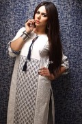 Khaadi White Dresses Collection 2013 for Women 004