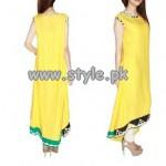 Kolaj Spring Basant Collection 2013 For Girls 005
