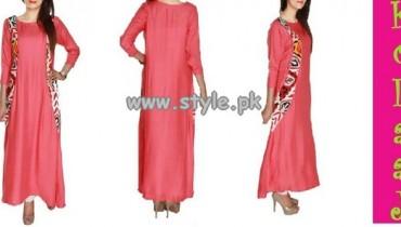 Kolaj Spring Collection For Women 2013 010