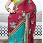 Kritikaa's Summer Saree Collection 2013 For Women 001
